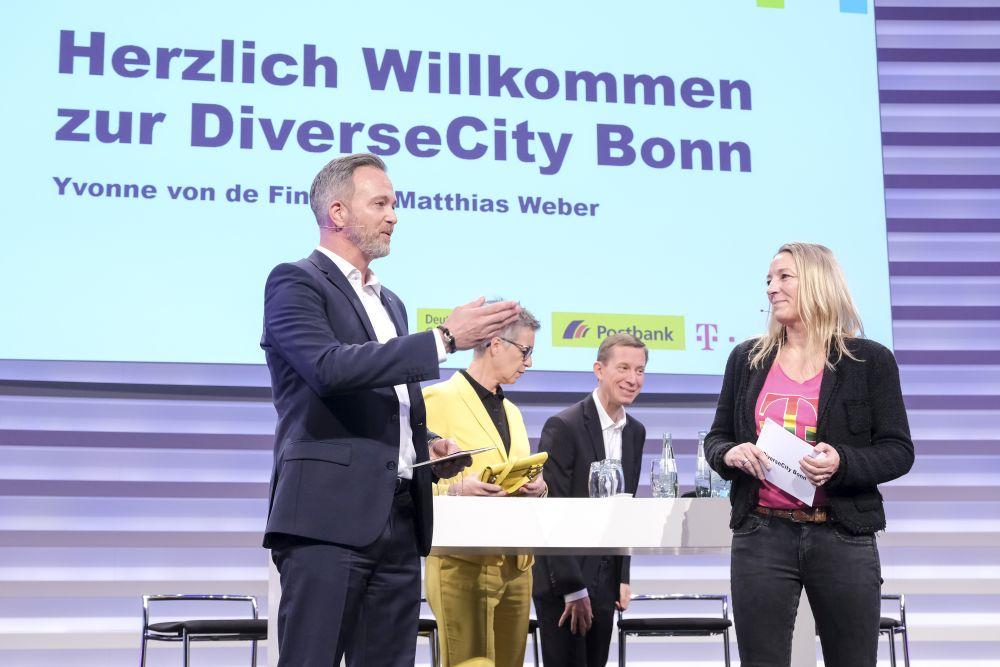 DiverseCity Auftakt in Bonn am 10. Oktober 2019